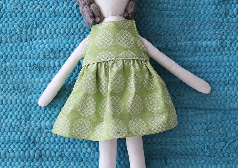 آموزش تصویری دوخت عروسک ساده13