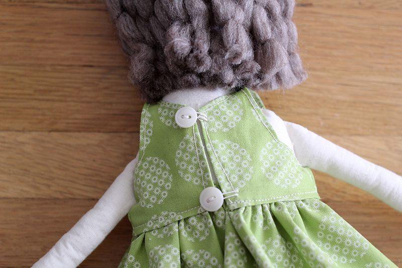 آموزش تصویری دوخت عروسک ساده14