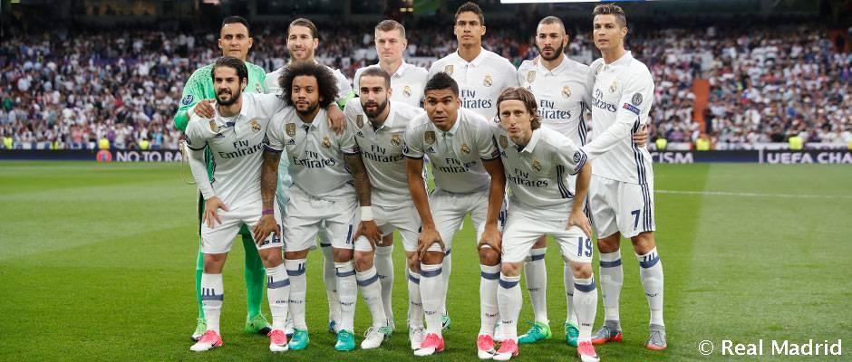 رسمی؛ ترکیب تیم های یوونتوس و رئال مادرید