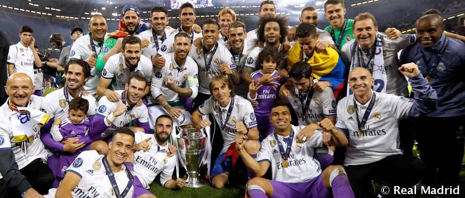 یوونتوس 1-4 رئال مادرید؛ دفاع از عنوان قهرمانی