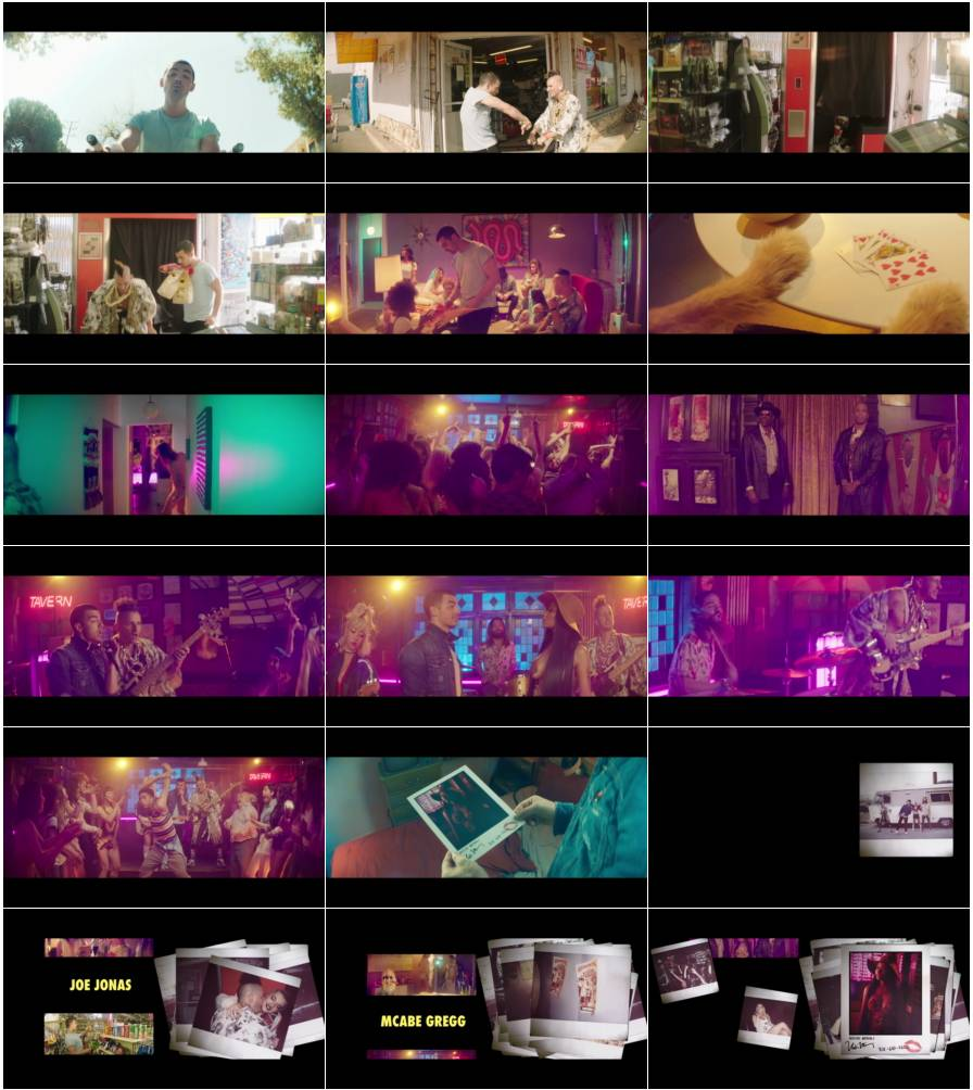 دانلود موزیک ویدیو جدید DNCE ft. Nicki Minaj به نام Kissing Strangers