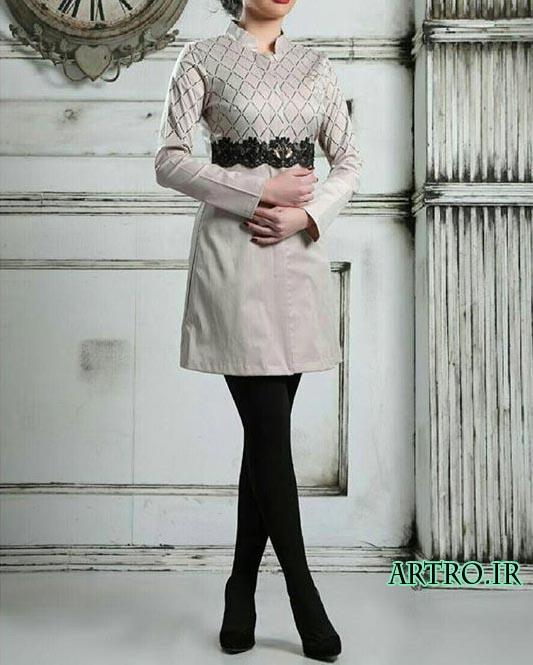مدل مانتو اسپرت دخترانه 2017,