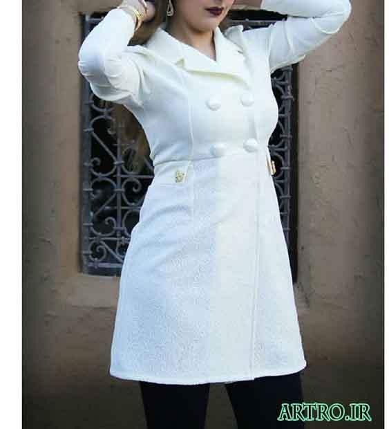 مدل مانتو اسپرت دخترانه کوتاه