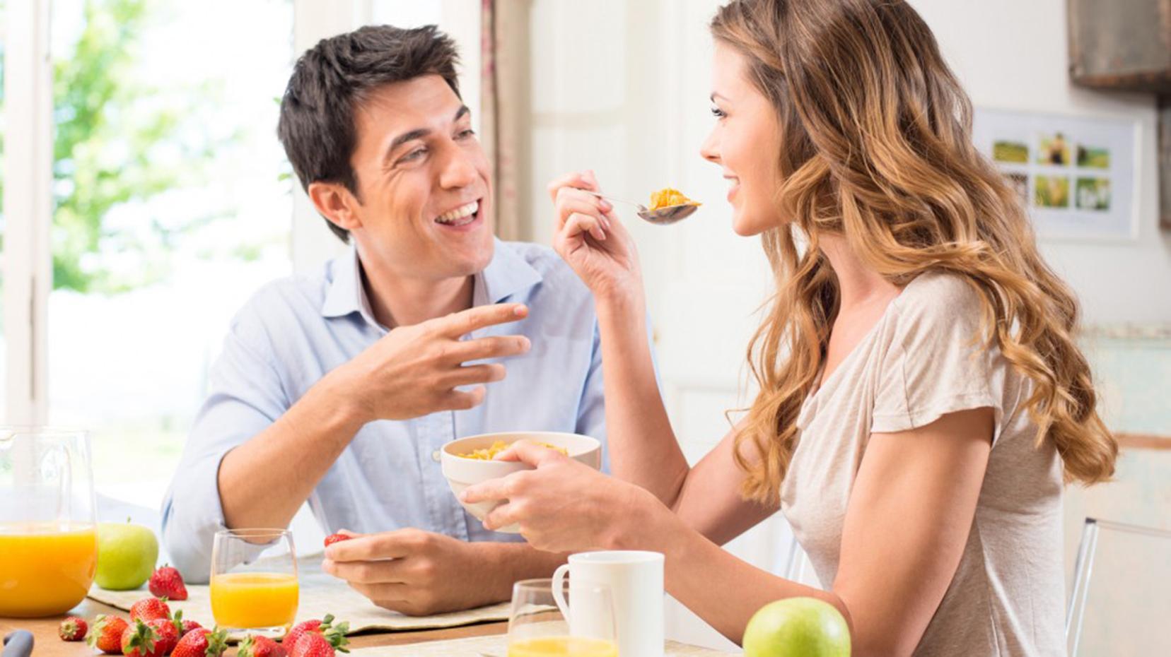10 راه برای هضم بهتر غذا