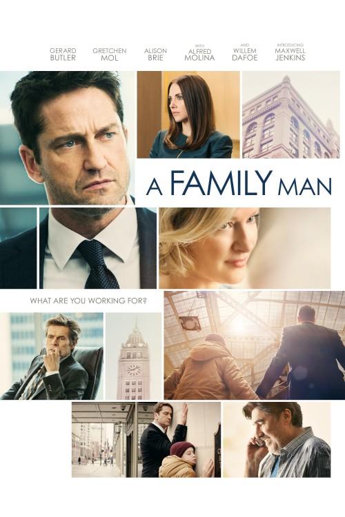 دانلود رایگان فیلم A Family Man 2016
