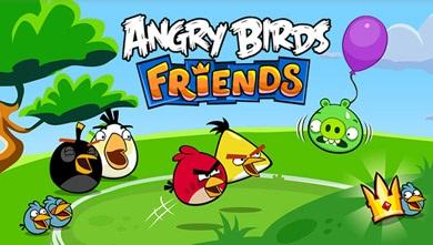 بازی انگری بردز دوستان Angry Birds Friends – اندروید