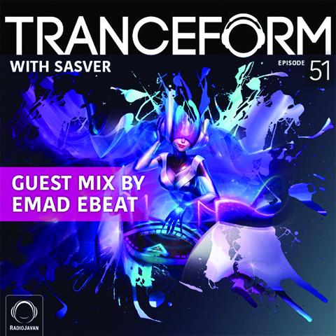 ریمیکس زیبای رادیو جوان TranceForm Episode 51 از Sasver