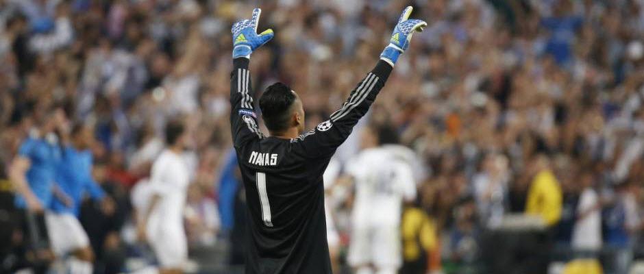 درخواست زیدان و بازیکنان رئال مادرید از فلورنتینو پرز: کیلور ناواس را نفروش!