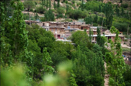 روستای نمونه گردشگری مارگون
