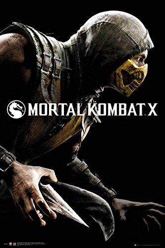 نتیجه تصویری برای Mortal Kombat X برای کامپیوتر
