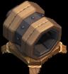 توپ غول آسا Giant Cannon