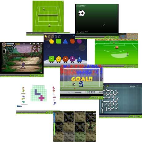 دانلود پک بازی های آموزشی و کمک درسی