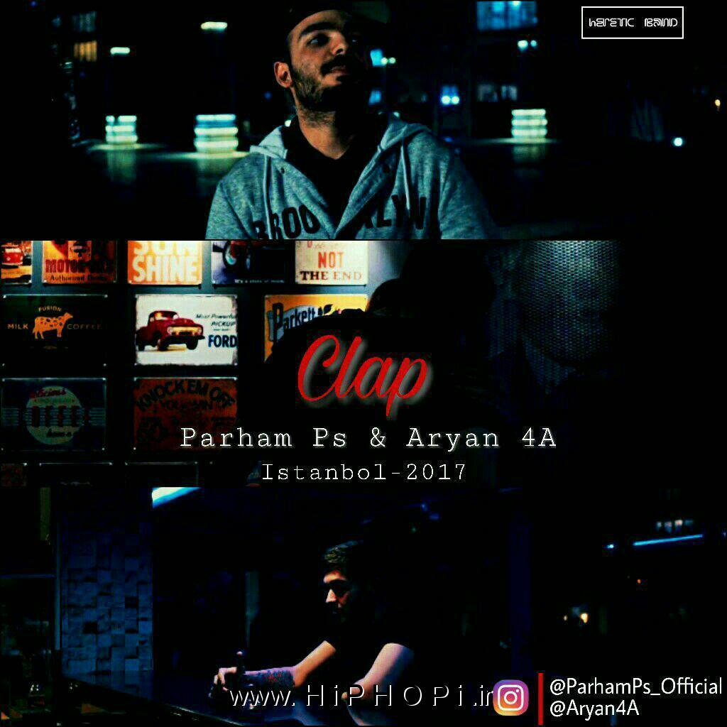 Parham Ft Aryan - Clap
