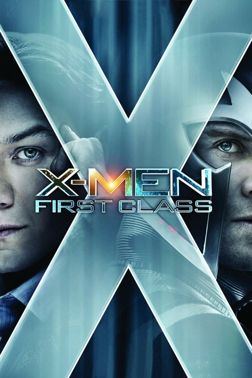 دانلود دوبله فارسی فیلم X-Men: First Class 2011
