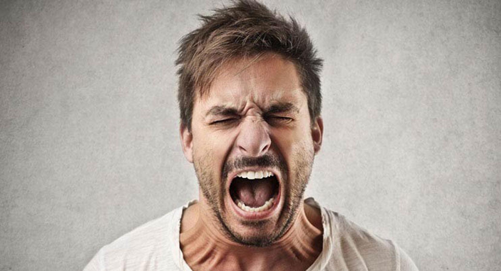 10 راه ساده برای کنترل خشم