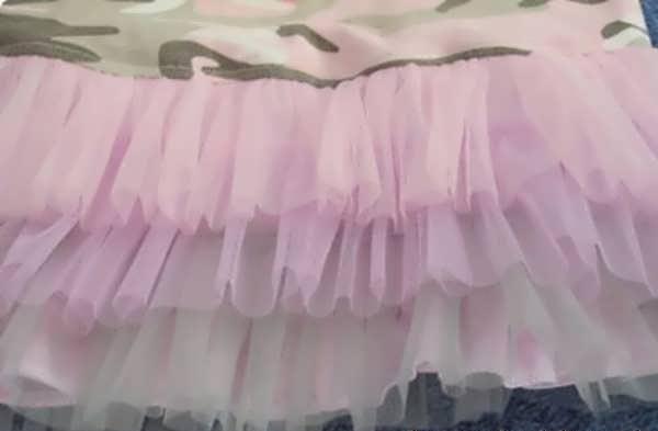 آموزش دوخت لباس بچه بدون الگو8
