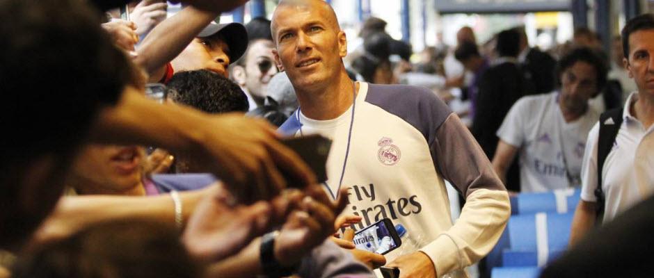 موندو دپورتیوو: زیدان قراردادش با رئال مادرید را تا سال 2020 تمدید خواهد کرد