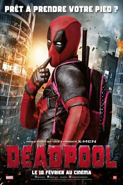 دانلود فیلم Deadpool 2016 با دوبله فارسی