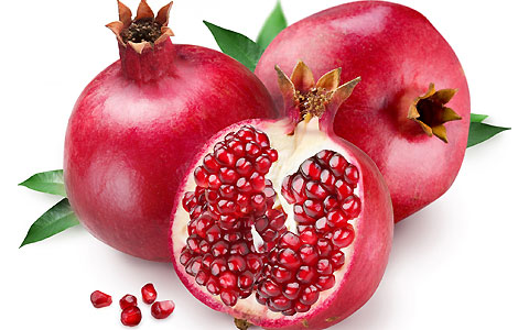 میوه درخت انار - Fruit pomegranate