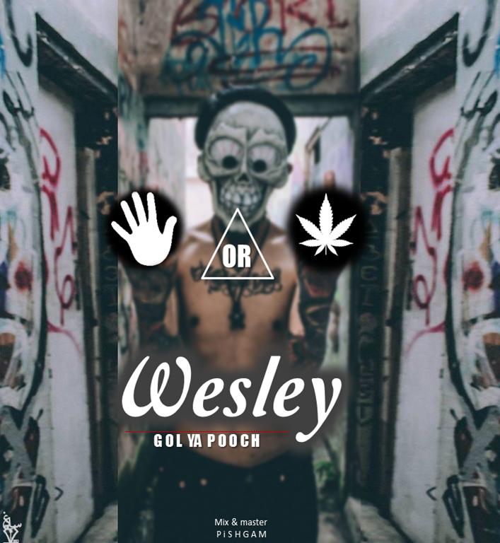 آهنگ گل یا پوچ از حسین wesley