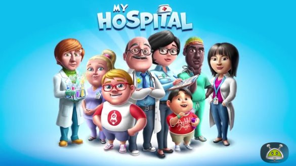 دانلود بازی My Hospital | بازی شبیه سازی پزشکی و مدیریت بیمارستان