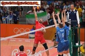 قهرمانی تیم ایران دربرابرآرژانتین