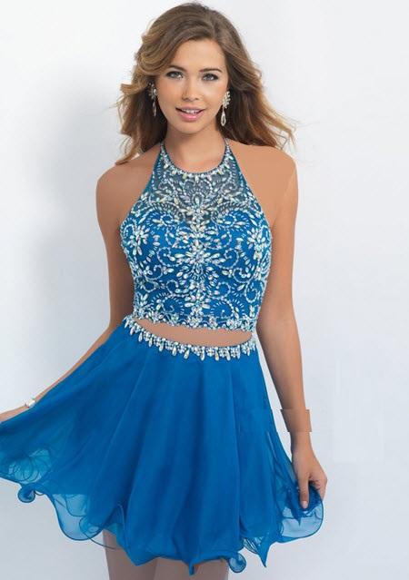 مدل لباس مجلسی شیک دخترانه سری 3
