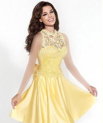 مدل لباس مجلسی شیک دخترانه سری 4