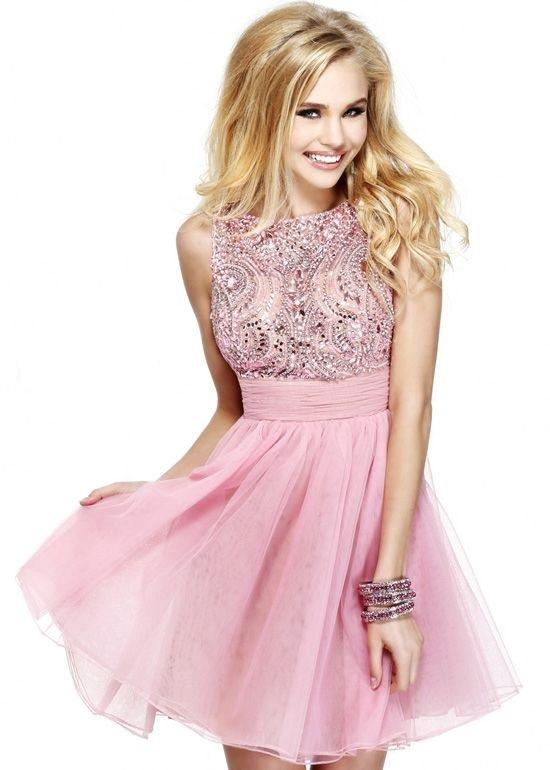 مدل لباس مجلسی شیک دخترانه سری 5