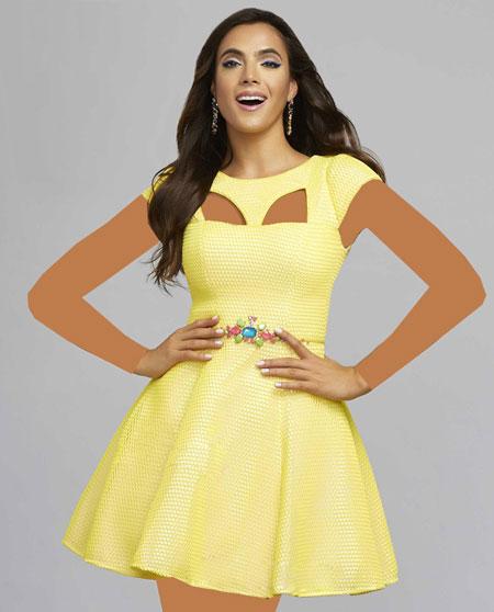 مدل لباس مجلسی شیک دخترانه سری 6