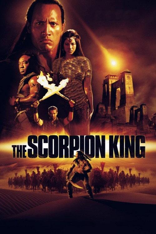 دانلود دوبله فارسی فیلم The Scorpion King 2002