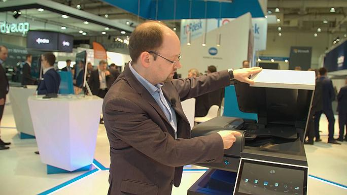 نسل جدید دستگاههای اداری در سبیت ۲۰۱۷