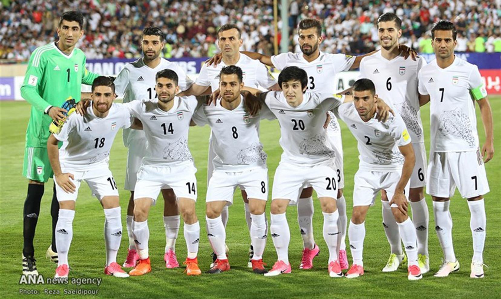 صعود تیم ملی ایران به جام جهانی روسیه