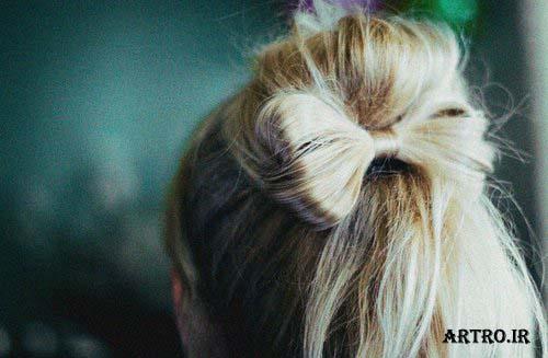 مدل بافت مو دخترانه جدید,
