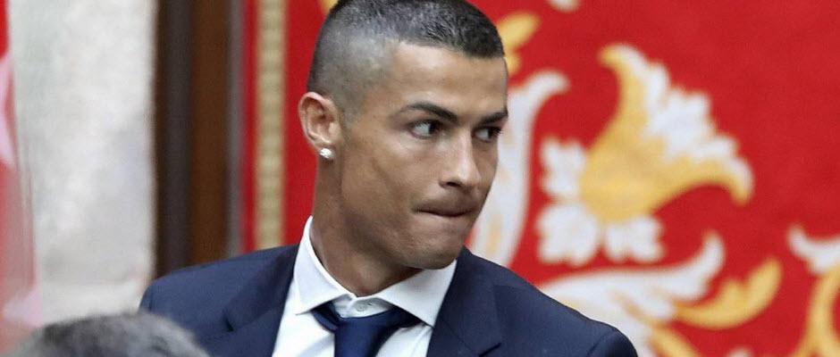 رسمی: شکایت دادستانی مادرید از رونالدو