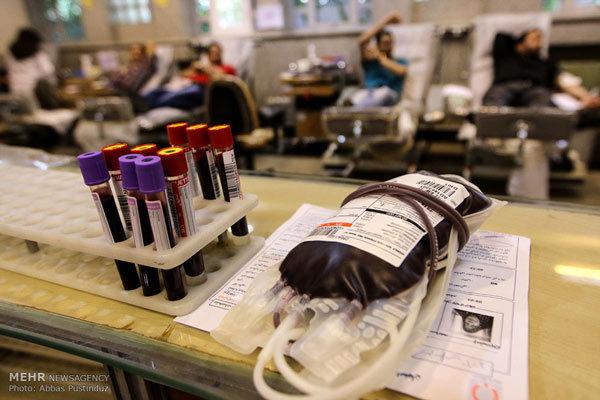 آماده گی پایگاه انتقال خون زنجان درشبهای قدر برای خونگیری