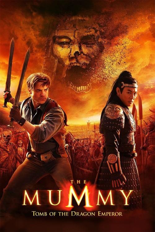 دانلود دوبله فارسی فیلم The Mummy: Tomb of the Dragon Emperor 2008