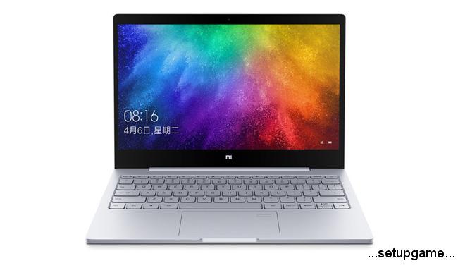 نسخه جدید لپتاپ شیائومی Mi Notebook Air 13.3 معرفی شد: نسل هفتم پردازندههای اینتل و سنسور اثرانگشت