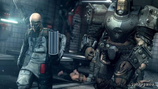 بازی Wolfenstein II The New Colossus معرفی شد؛ به نبرد با نازیها خوش آمدید!