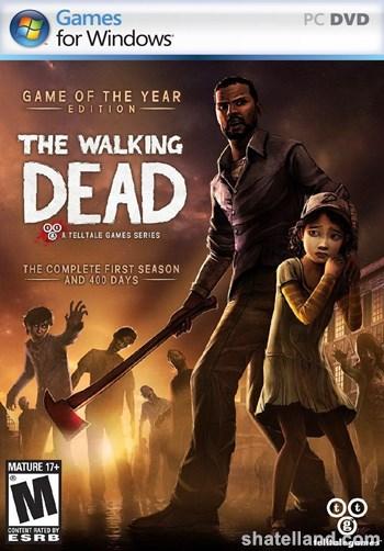 دانلود فصل اول بازی walking dead با عنوان walking dead:season1