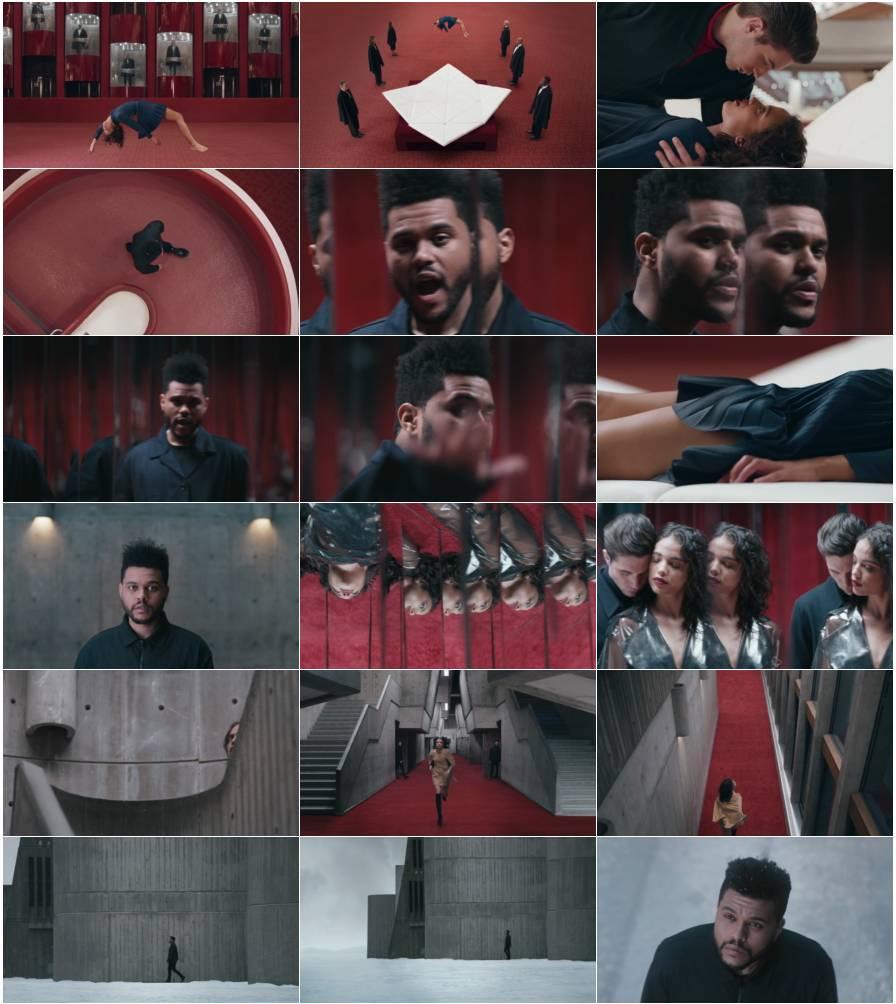 دانلود موزیک ویدیو جدید The Weeknd به نام Secrets