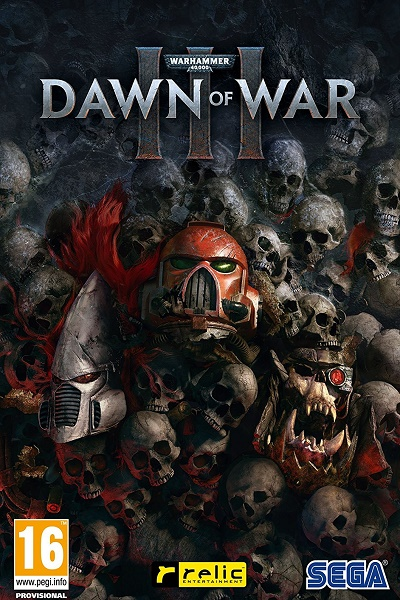دانلود بازی Warhammer 40000 Dawn of War III-BALDMAN and VOKSI برای PC