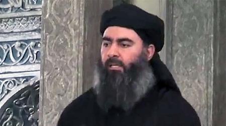 روسيه هلاکت ابوبکر البغدادی را برسي مي کند
