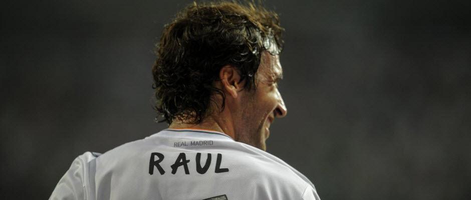 3 جولای، روز شروع به کار رائول گونزالس در باشگاه رئال مادرید