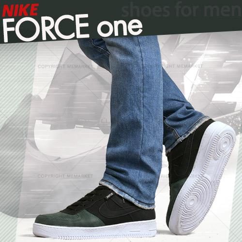 كفش مردانهNIKEمدلFORCE one (مشكي) - کفش مردانه نایک