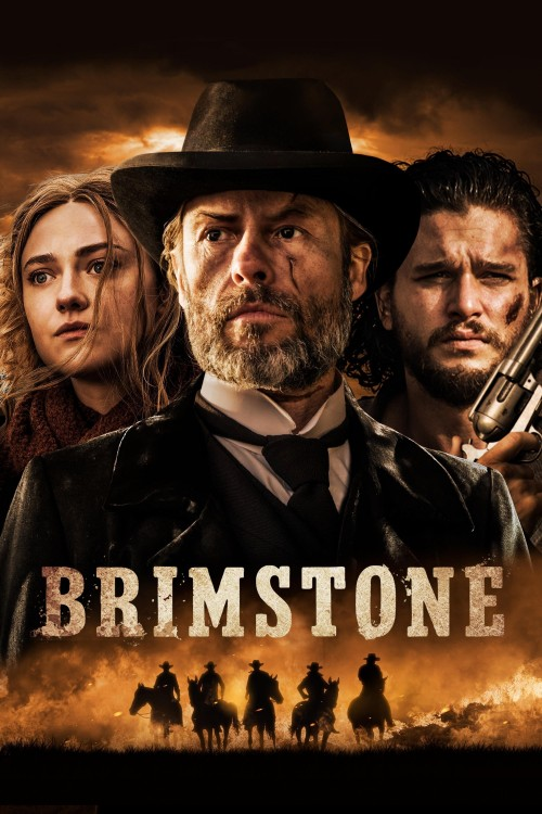 دانلود دوبله فارسی فیلم Brimstone 2016