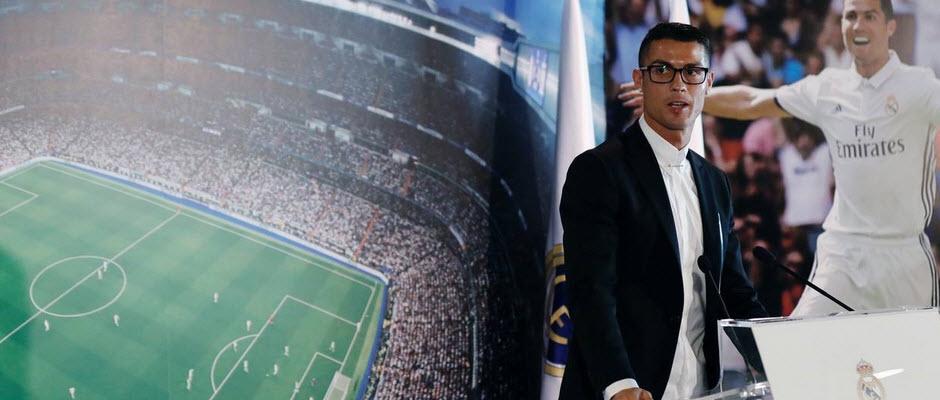 سود 400 میلیون یورویی رئال مادرید در صورت جدایی کریستیانو رونالدو