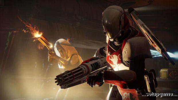 بازی Destiny 2 برروی هر دو کنسول اکس و پرو با نرخ فریم ۳۰ اجرا میشود