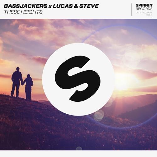 دانلود آهنگ جدید Bassjackers & Lucas & Steve feat. Caroline Pennell به نام These Heights