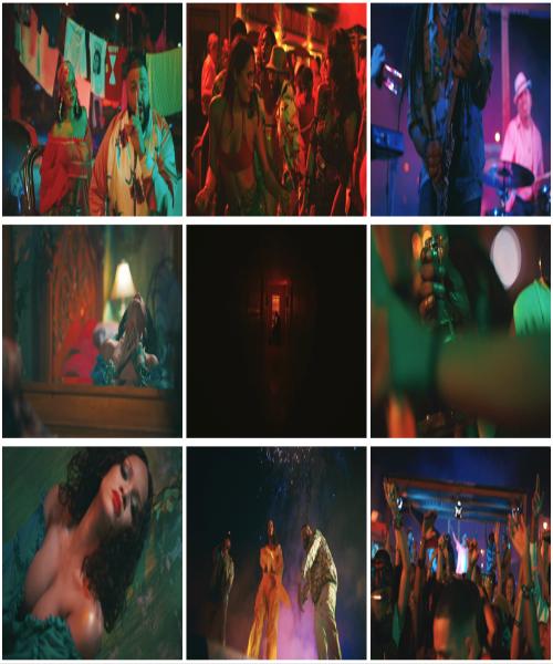 دانلود موزیک ویدیو جدید DJ Khaled Ft. Rihanna & Bryson Tiller به نام Wild Thoughts